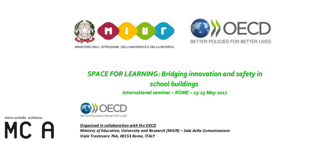 Space for learning, International Seminar