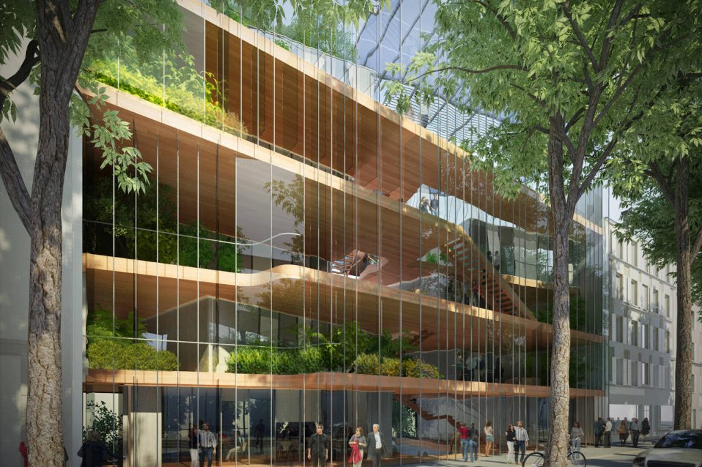 For a Sustainable Living - Progetto di ricerca per un edificio residenziale