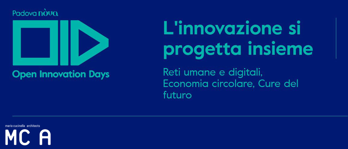 Open Innovation Days. La scienza che ci cambia la vita