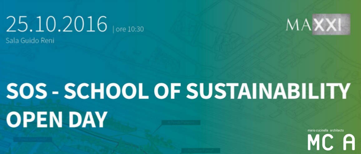 SOS – School Of Sustainability Open Day