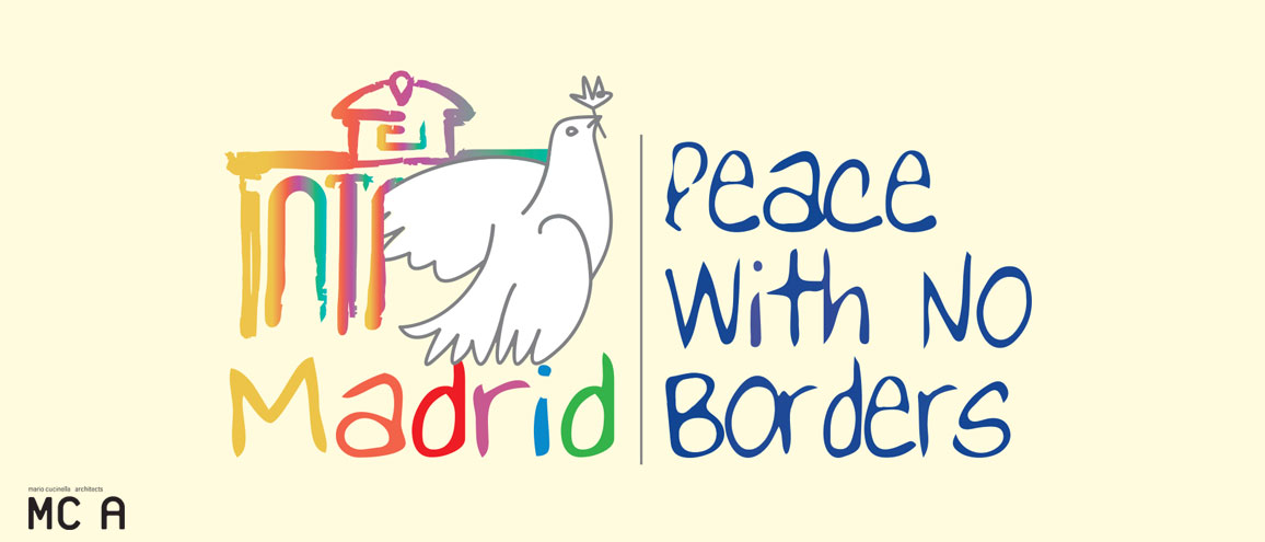 Peace with NO borders, Madrid 15 - 17 September