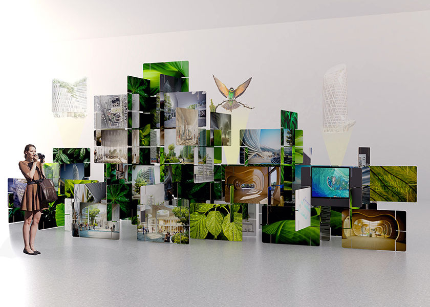Building Green Future: la mostra dedicata all'architettura sostenibile